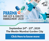 Pharma GMP, GCP & Quality Management 2020