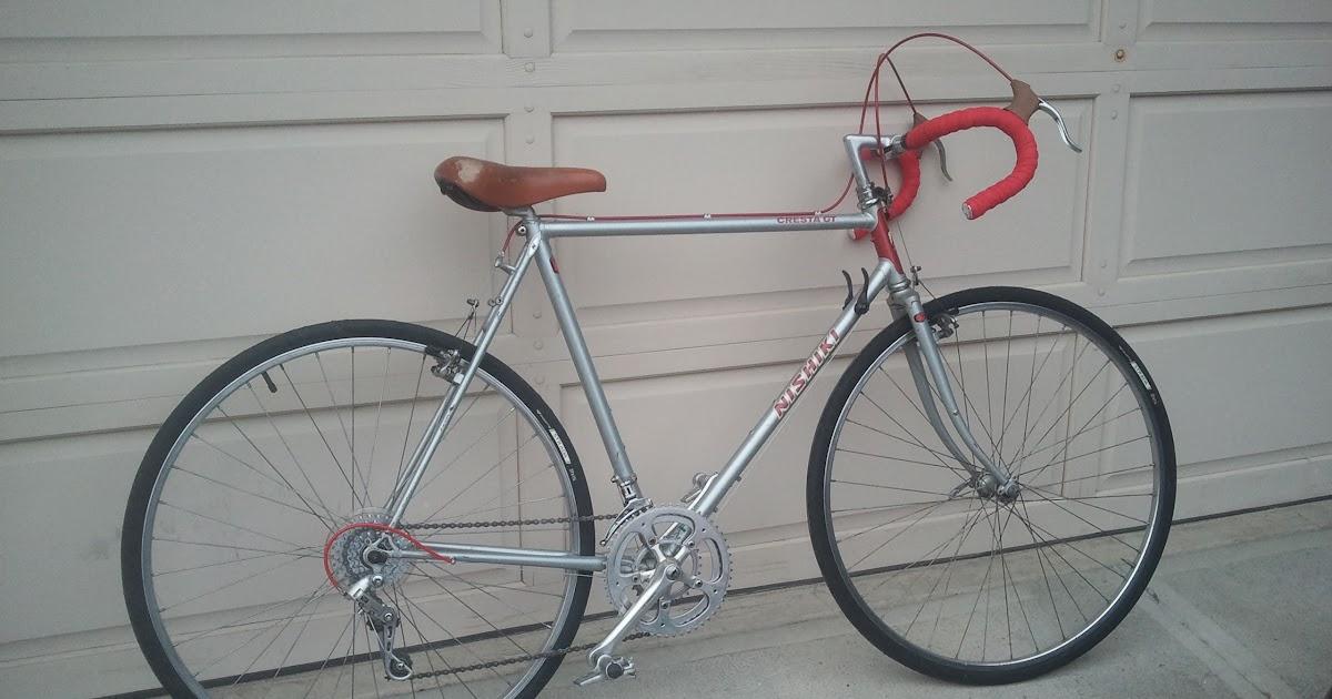 Bicycle Repair Adventures: Sold: Nishiki Cresta GT