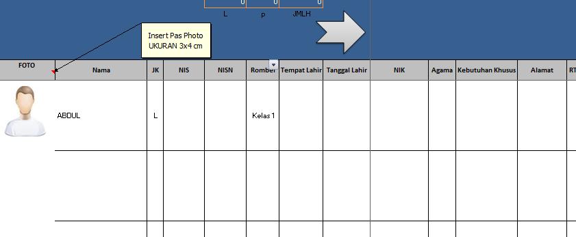 Download Aplikasi Buku Induk Siswa Sd Smp Sma Terbaru