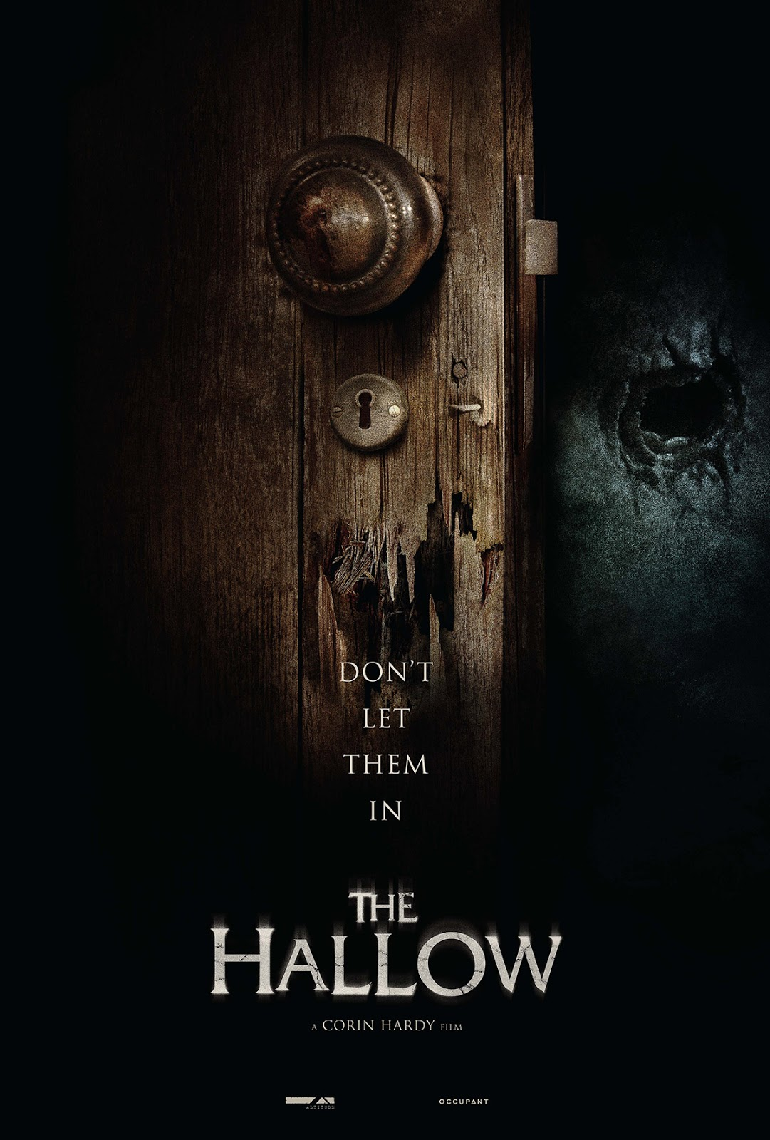 Poster The Hallow 2015