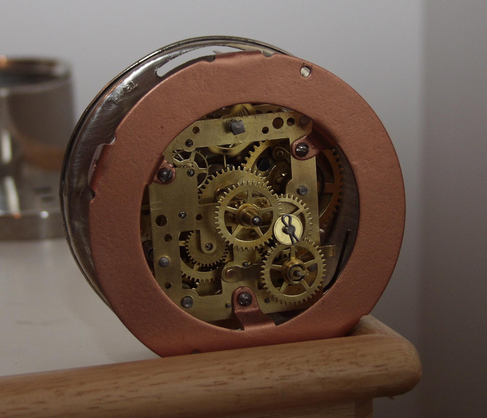 MHX - Alarm Clock