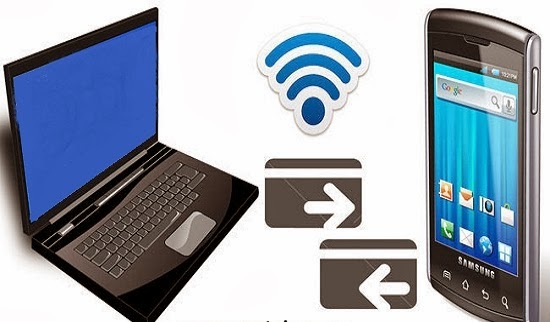 how to connect to the internet wirelessly