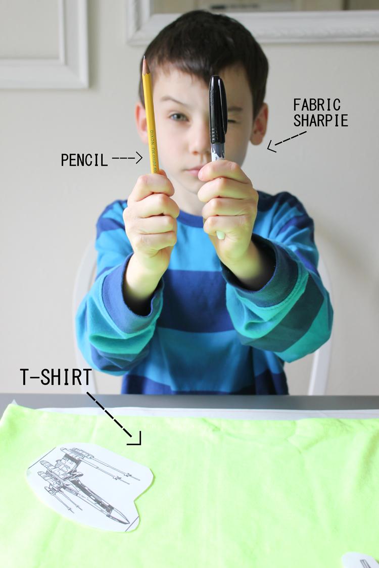 Sharpie Art Shirts (+ more T-shirt Inspiration)