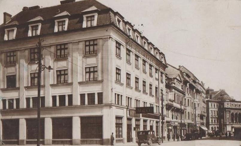 Bulevardul Ferdinand din Timisoara de odinioara