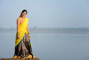 Tholi Sandhya Velalo Heroine Greeshma photos-thumbnail-7