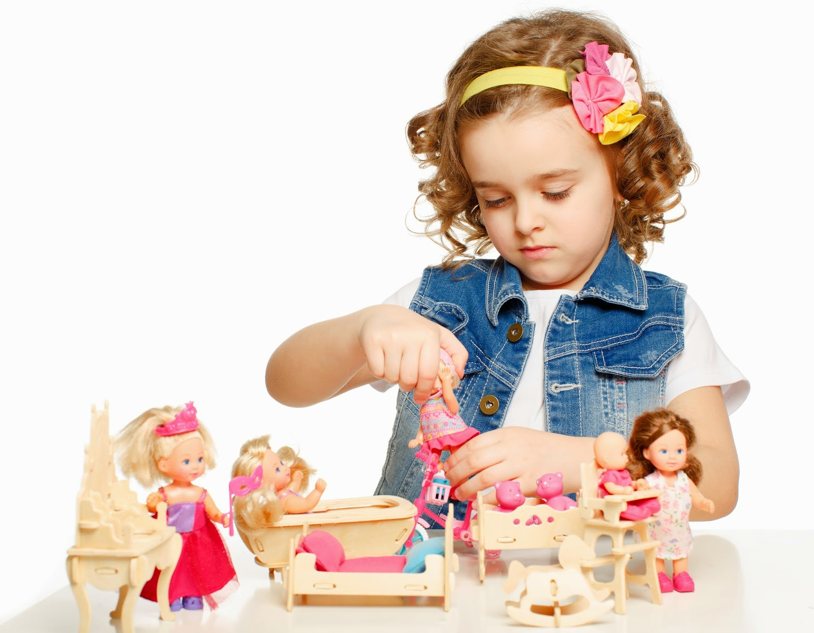 The Developmental Progression of Play Skills