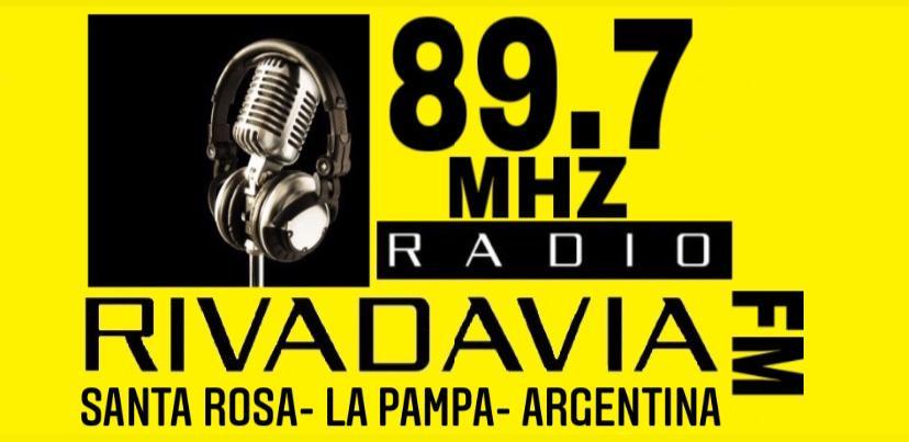 FM Radio Rivadavia - Santa Rosa (LP)