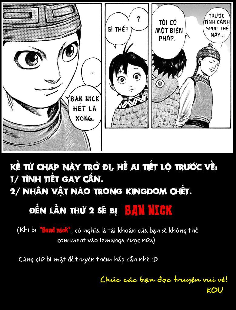 Kingdom – Vương Giả Thiên Hạ (Tổng Hợp) chap 127 page 21 - IZTruyenTranh.com