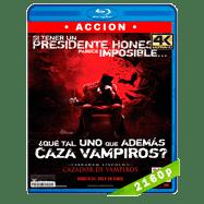 Abraham Lincoln: Cazador de vampiros (2012) 4K Audio Trial Latino-Ingles-Castellano