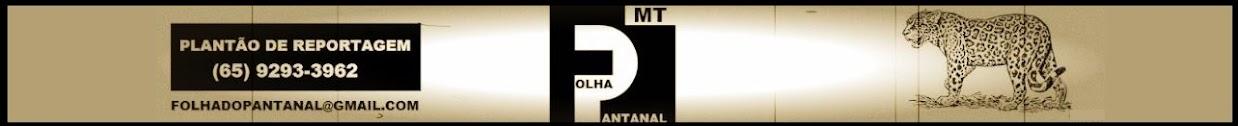 FOLHA PANTANAL DE MT