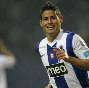 Doblete de James en victoria del Porto ante Rio Ave