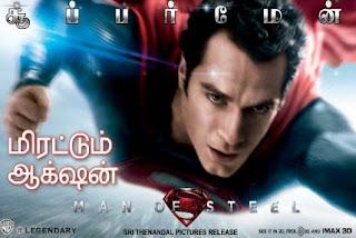 Watch Man of Steel Tamil Dubbed  2013 Movie Online