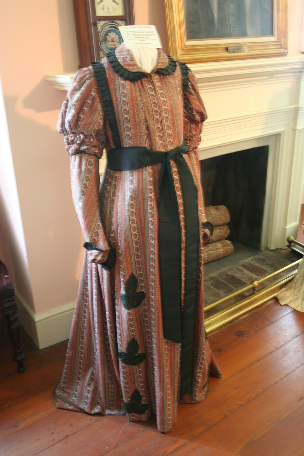 Historical Maternity Wear | Maggie May Clothing: The Finest in ...