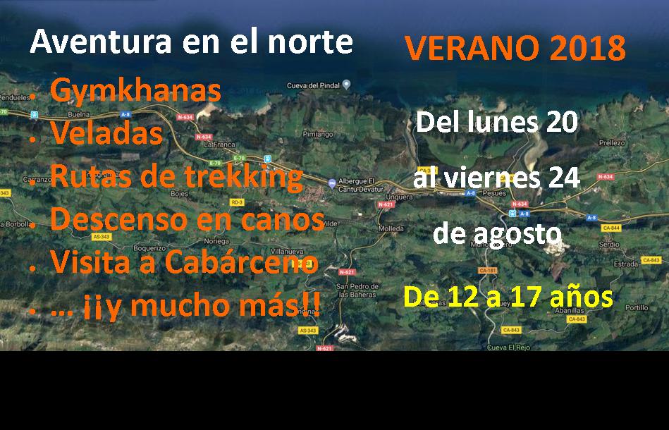 AVENTURA EN EL NORTE