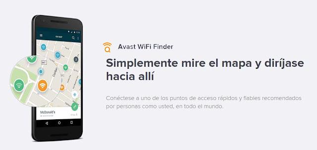 Avast WiFi Finder es la solución para conexiones WiFi seguras