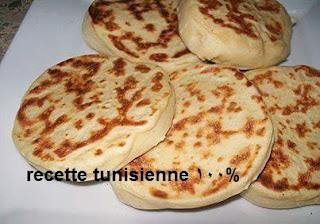 Recette de la Kesra, pain tunisien traditionnel