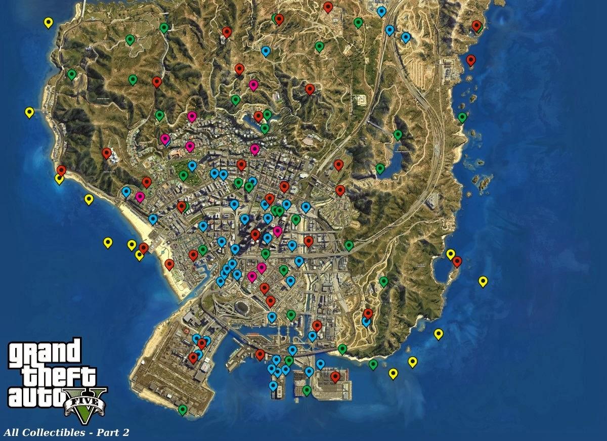 Gta V Locations
