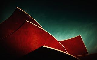 Red Wallpaper Design