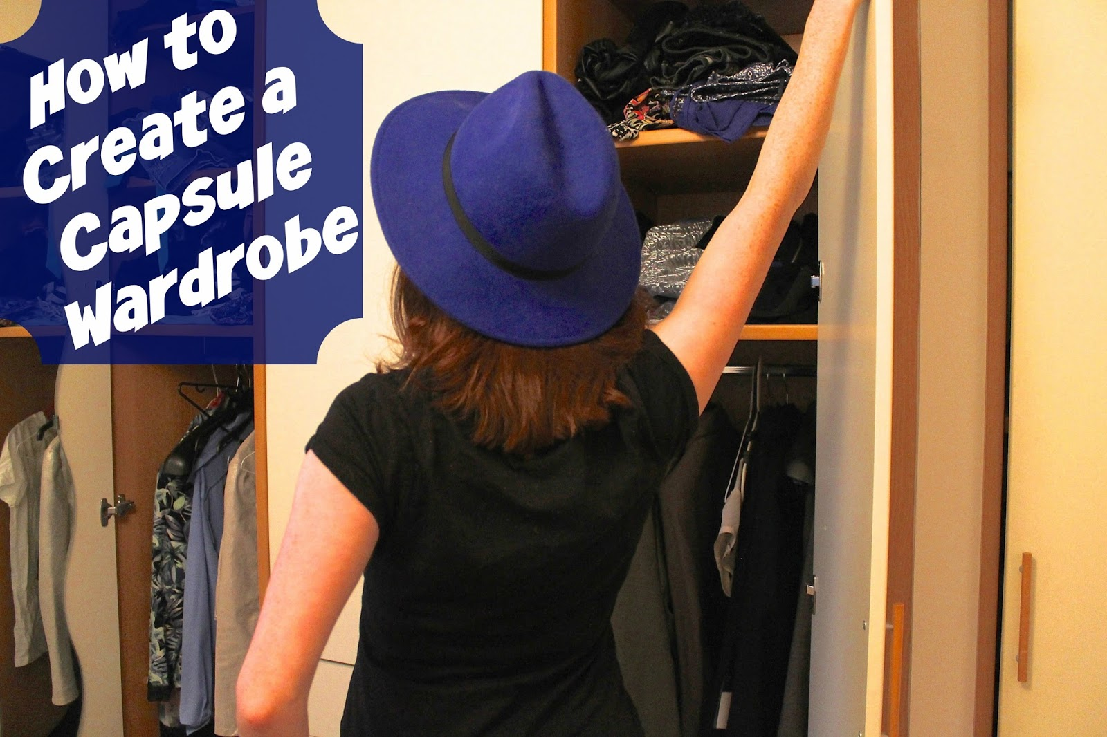 capsule wardrobe build create how to