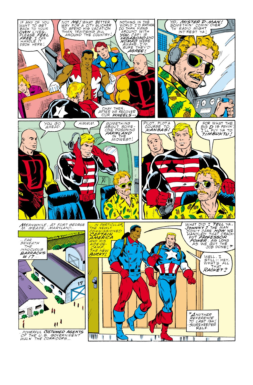 Captain America (1968) Issue #339 #268 - English 9