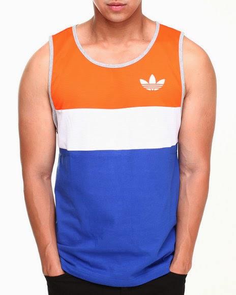 Adidas mens tank top