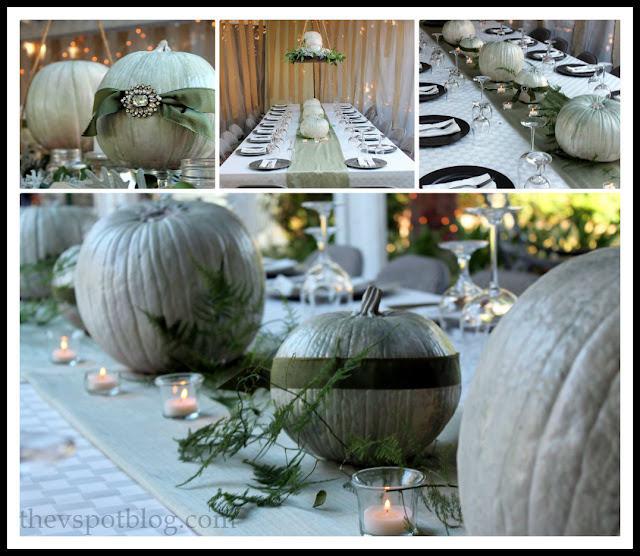 centerpiece, Thanksgiving, pumpkins, tablescape, entertaining