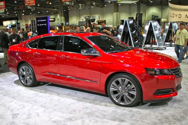 2015 Chevrolet Impala SS | Car Update