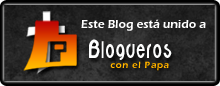 Pulsa en la imagen para saber cómo unirte a Blogueros con el Papa