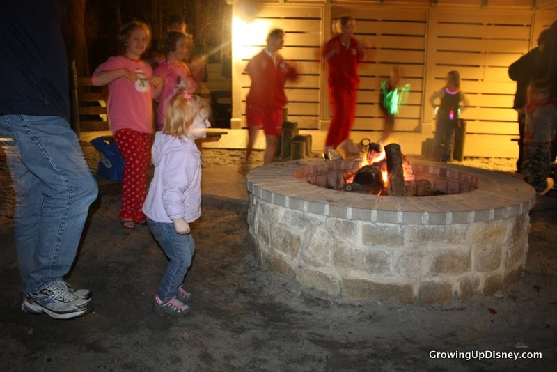 Growing Up Disney Campfire At Disney S Hilton Head Island