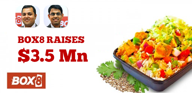 Box8 Foodtech startup raises Rs 21 cr in series A funding