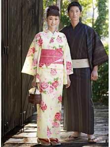 Nihon Bunka Taiken Wafuku Pakaian Tradisional Jepang