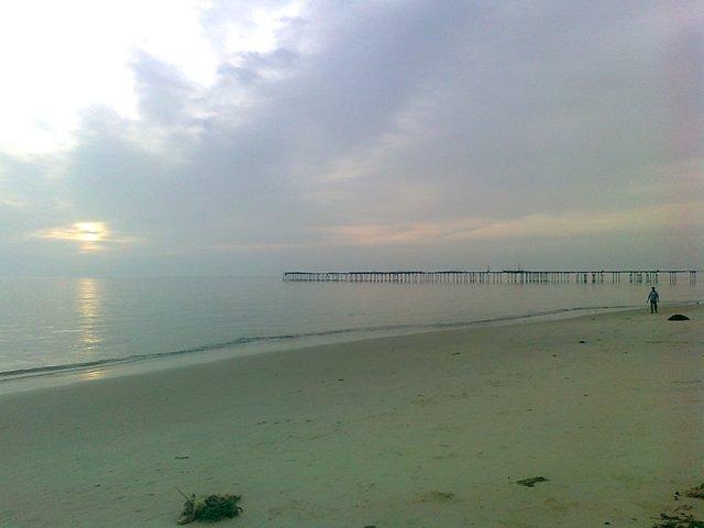alleppey beach,kerala