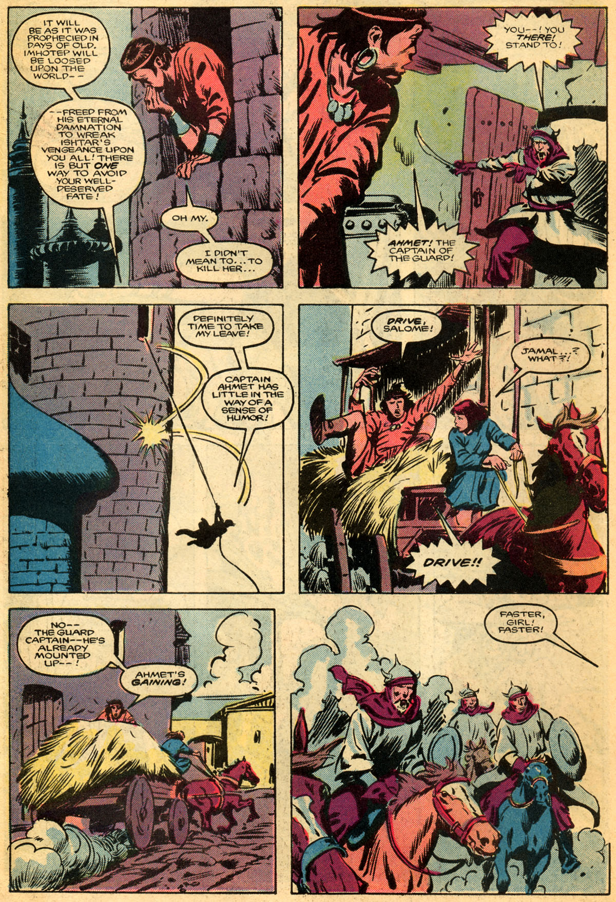 Conan the Barbarian (1970) Issue #179 #191 - English 5