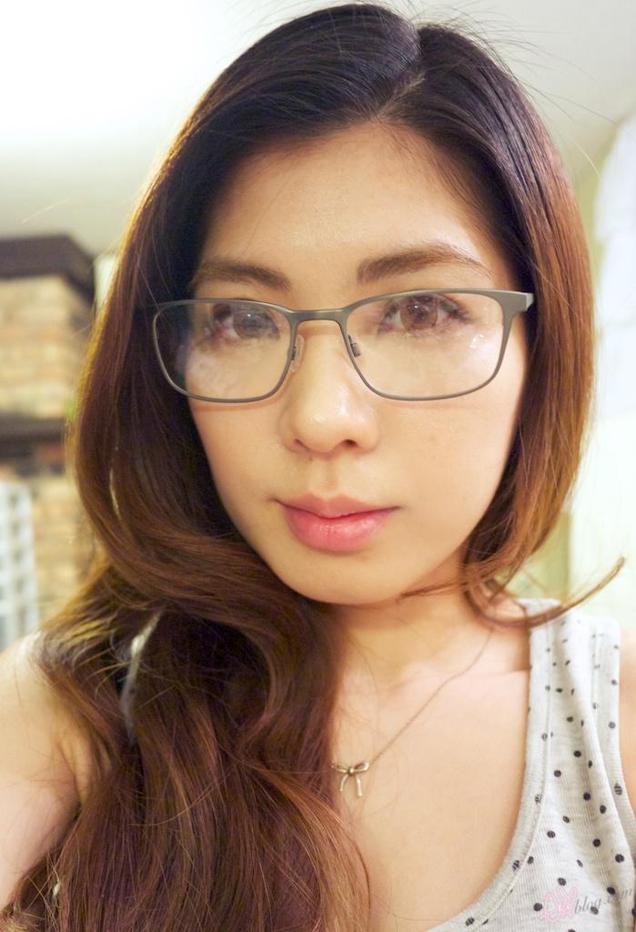 Asian Nose Glasses No Nosepads