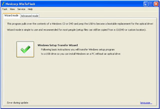 windows transfer wizard