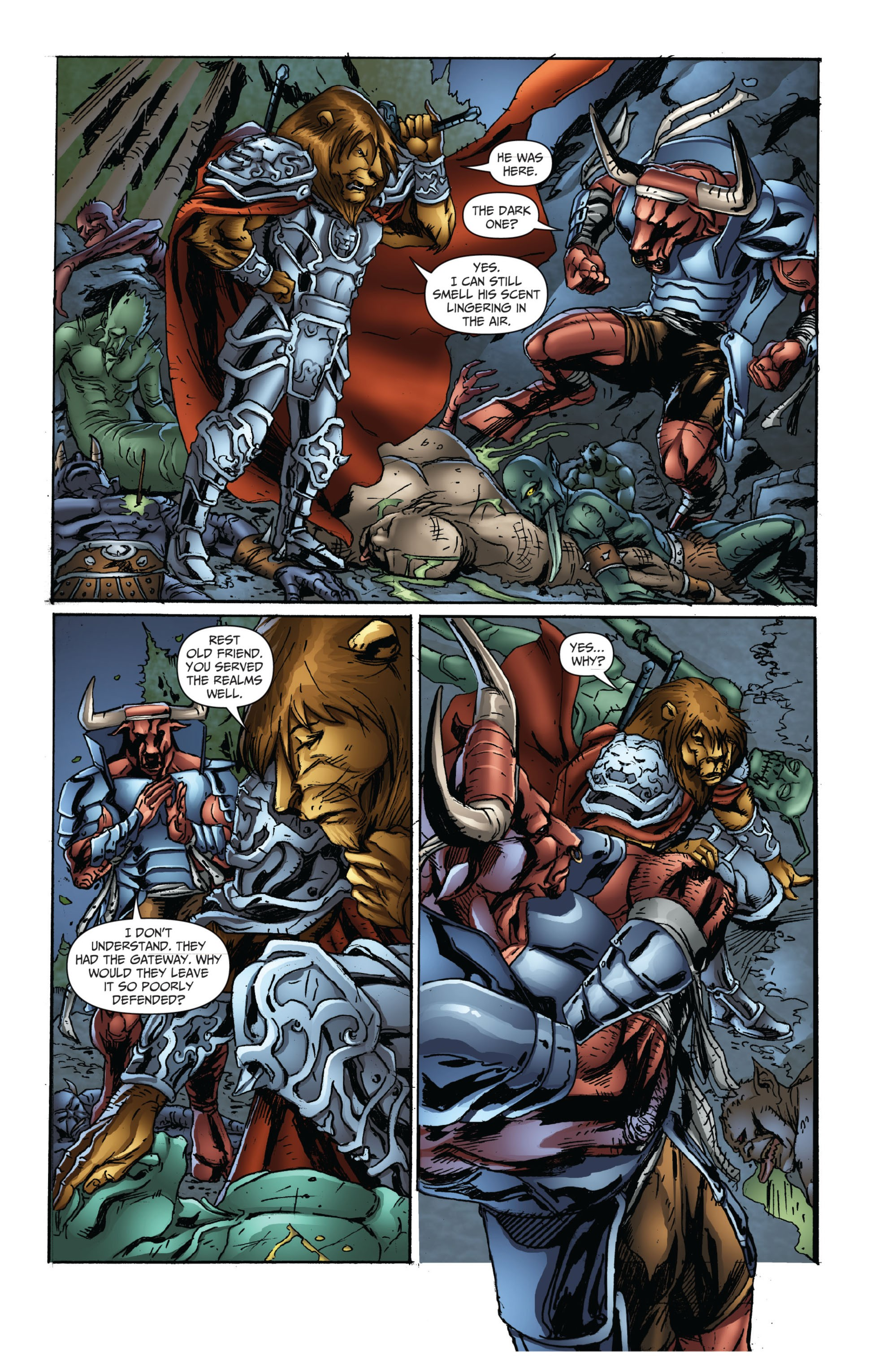 Grimm Fairy Tales (2005) Issue #72 #75 - English 5