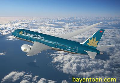Vietnam Airlines khuyến mại vé nội địa giá 299.000 đồng/chiều