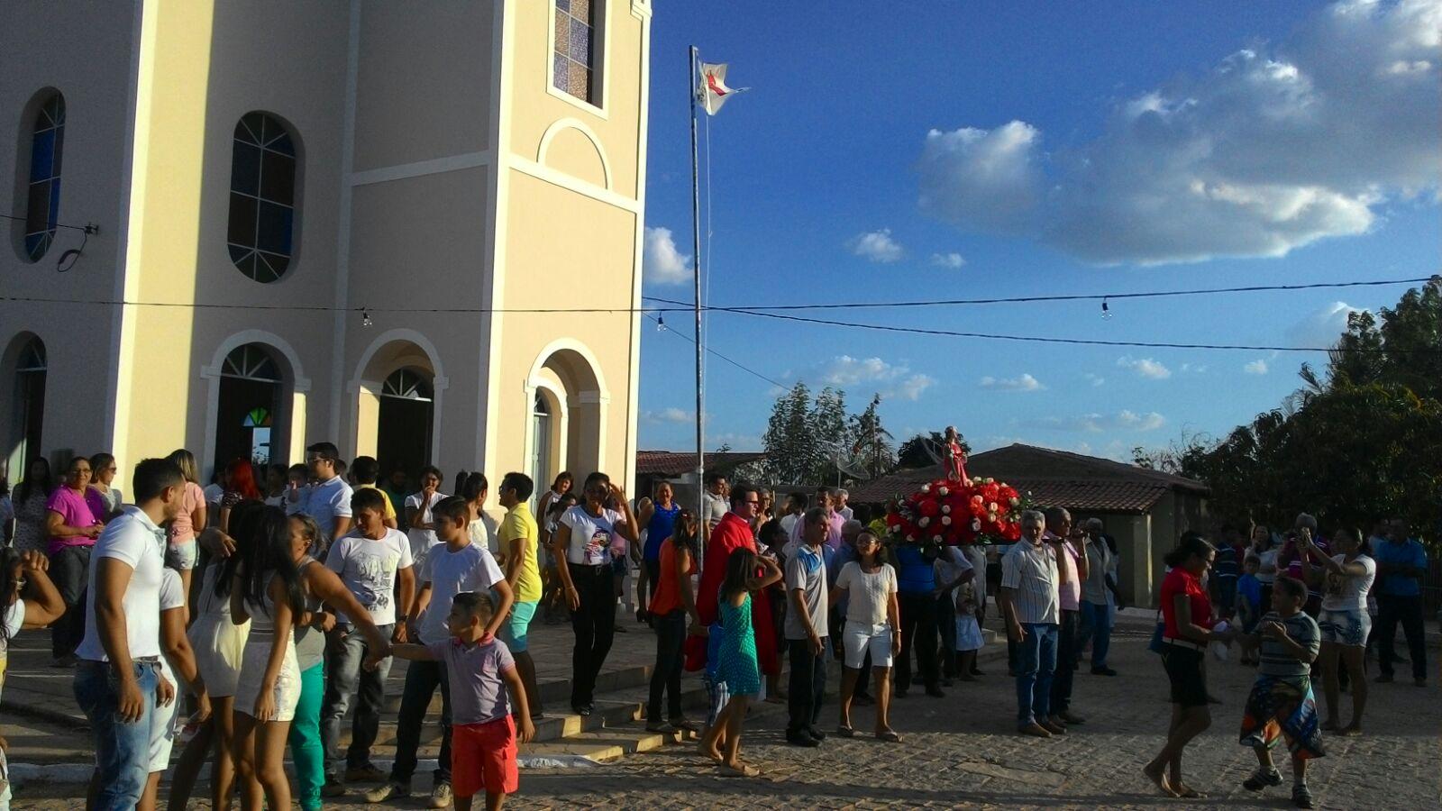 Resultado de imagem para festa de santa luzia na caatinga grande