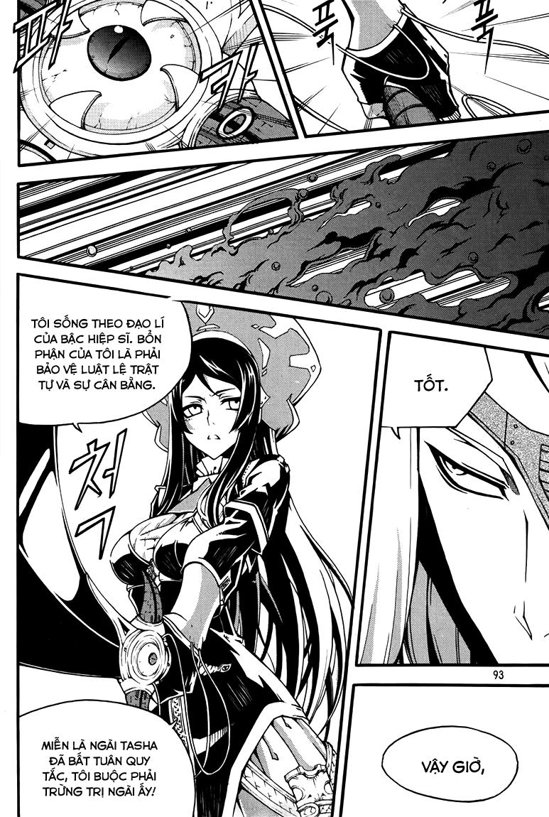 Witch Hunter – Thợ Săn Phù Thủy chap 77 Trang 18 - Mangak.info