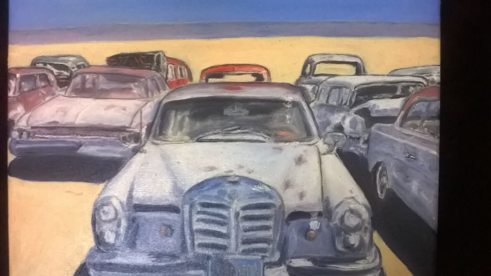 """Cars"" By: H E FRENI"