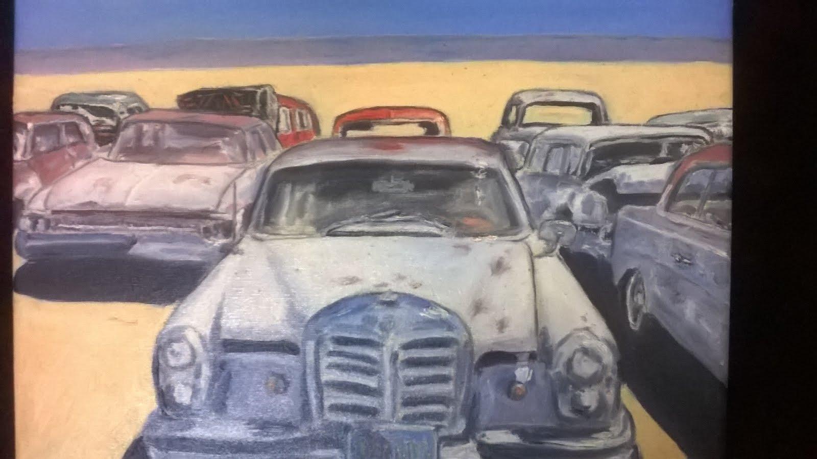 """Cars"" By: H E FRENI"