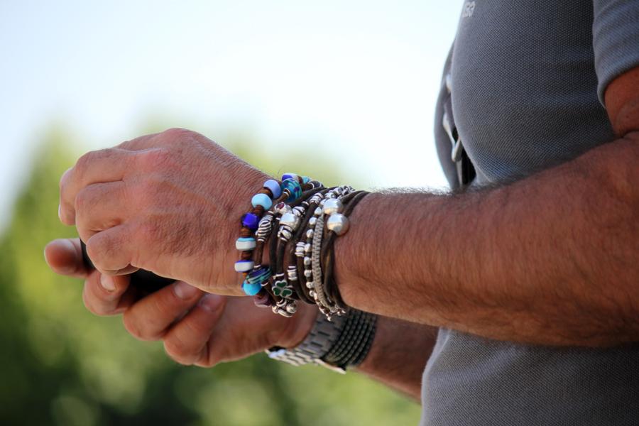 bracelets, jeu de mélange | tendances & gazelle