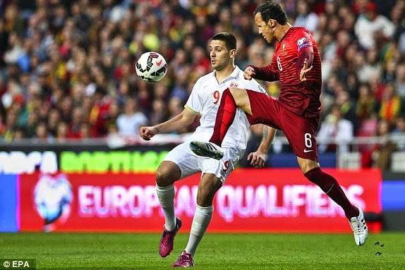 Highlights Portugal 2 – 1 Serbia (EURO Qualifiers)