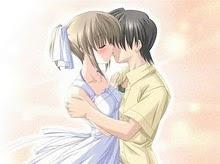NO KISS ! (O_0)