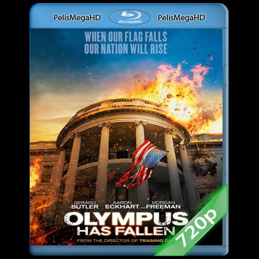 Objetivo: La Casa Blanca (2013) 720P HD MKV ESPAÑOL LATINO