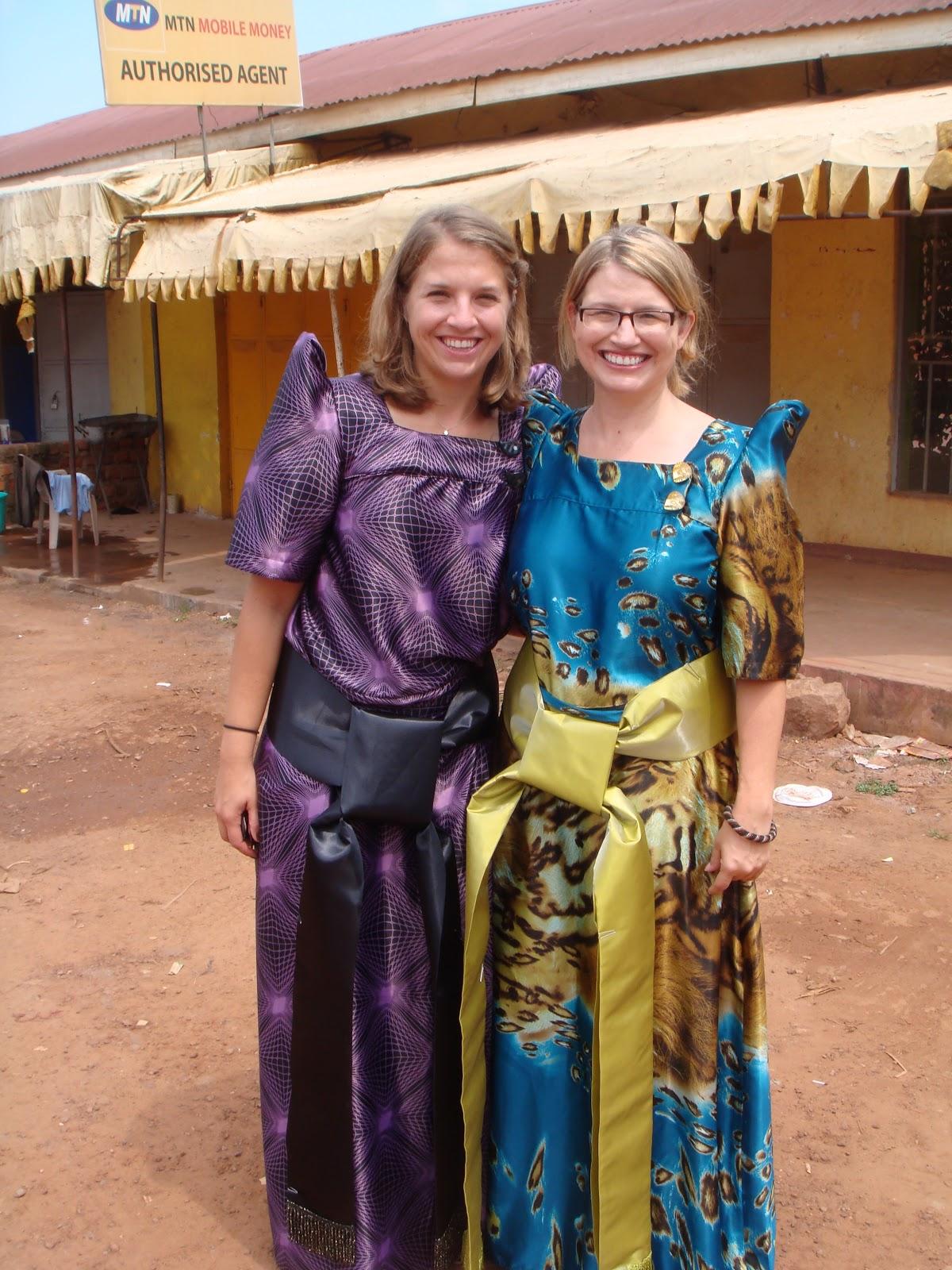 Uganda Dress