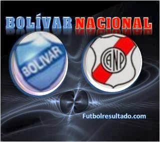 Bolívar y Nacional