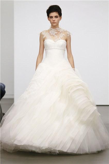 Wedding dresses for lifetime vera wang 2013 wedding dresses for Alexander wang wedding dresses