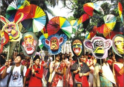 Mongal Shobhajatra Pohela Boishakh