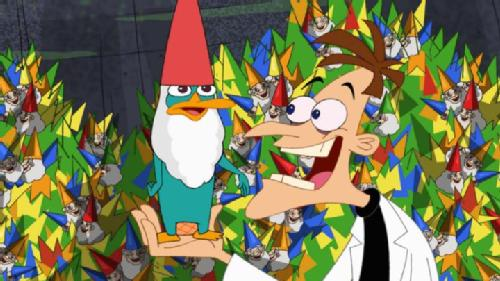 "Heinz Doofenshmirtz ""Phineas and Ferb"""